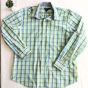 Croft and Barrow Men's Button Down Dress Shirt